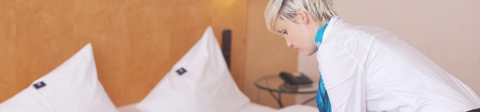 Hausdamen Training: Effizientes Checken des Zimmers